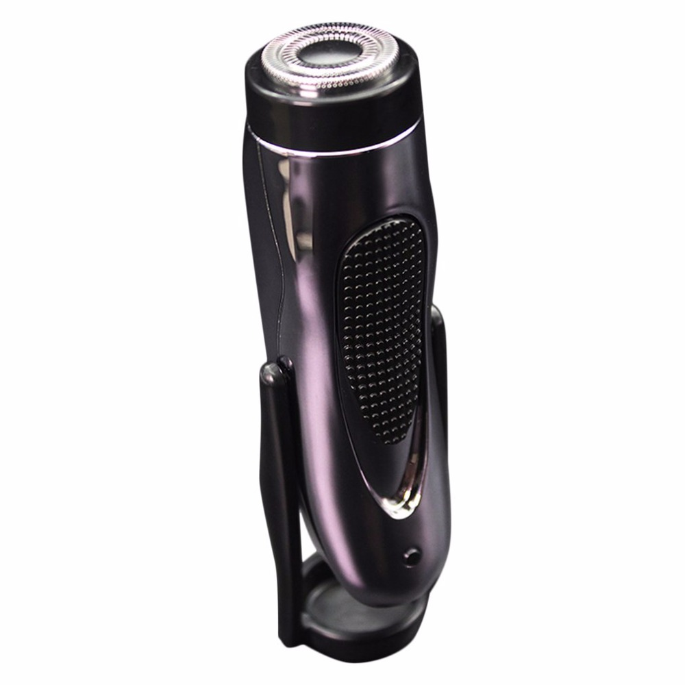 AD T01 Multifunctional Portable 2 in 1 USB Charge Rechargeable Electrical Razor Cigarette Lighter font b