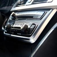Interior Accessories for BMW 3series f30 316i 320 328i 335i dashboard cd penal button knob model decorative cover trim sticker
