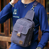 Sling Rucksack Backpack for Men Best Travel One Single Strap Shoulder Backpacks Lightweight Cross Body Chest Back Pack Bolsas
