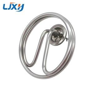 Image 3 - LJXH Electric Towel Heater Heat Preservation Platform 220V/380V 2KW/2.5KW/3KW 201SS Flange/Disc 46mm Towel Cart Heating Element