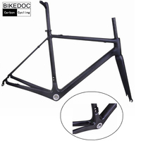 Super Light Full Carbon Road Frame FREE SHIPPING EMS ROAD RACING BIKE