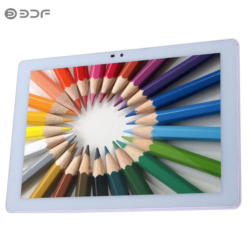 10.1 Inch WiFi Tablets Quad Core Android 5.0 Tablet Pc 1GB RAM 32GB ROM Display Screen Tab Support Extend TF Card Micro HDMI