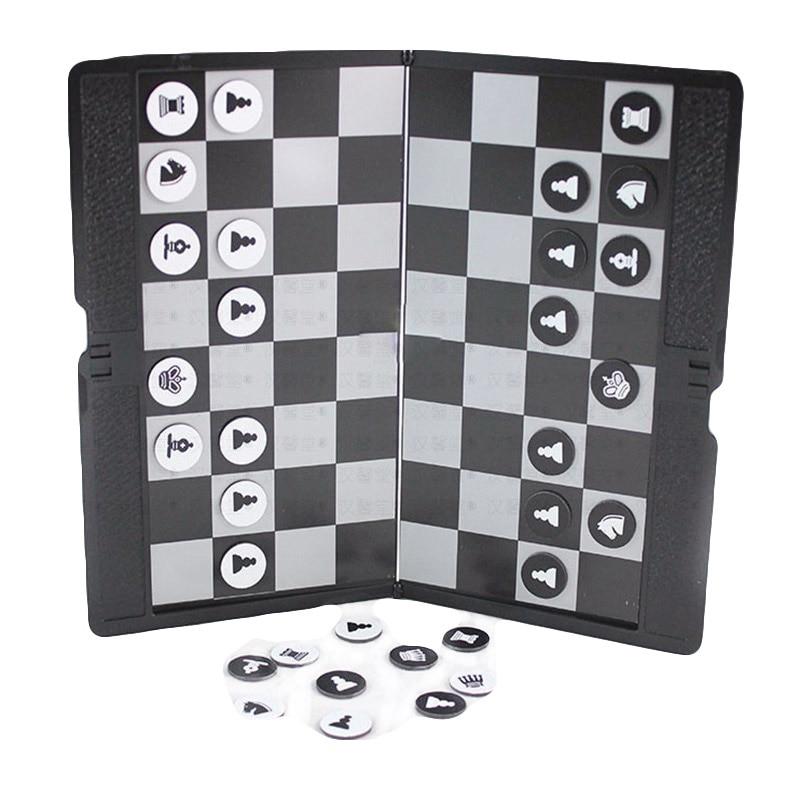 Магнитный супертонкий кошелек для шахматных игр, портативный складной Семейный комплект для путешествий, вечерние шахматные игры, международные Шахматные игры|Шахматы|   | АлиЭкспресс - Крутые товары с Алиэкспресс (AliExpress)