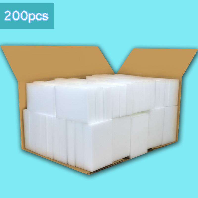 20, Magic Cleaning Sponge 100*60*20mm Melamine Eraser Multi-functional white - ON MY store