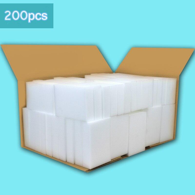 20, Magic Cleaning Sponge 100*60*20mm Melamine Eraser Multi-functional white - ON MY store