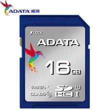 ADATA C10  SD Card SDHC SDXC UHS-I Memory Card16GB 32GB 64GB Flash Memory Cards  SD Card  For Digital Camera