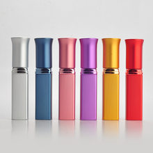 Perfume Bottle 6ml Refillable Travel Vivals Fragrance Scented Atomiser Spray Atomizer Bottle Women Favor F20171569
