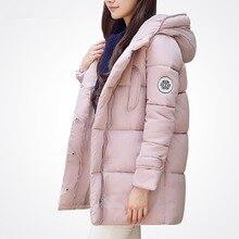 New Long Parkas Female Women Winter Coat Thickening Cotton Winter Jacket Womens Outwear Parkas for Women Winter Outwear MZ1023