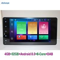 Aoluoya RAM 4GB Octa Core Android 8.0 CAR Radio DVD GPS For Mitsubishi Pajero V93 V97 Outlander 2012-2015 Sport L200 2015 2016