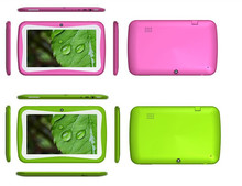 7 inch Child tablet pc 1024*600 512/8gb Android 5.1 With Children Educational Apps Dual Camera PAD for Children gift