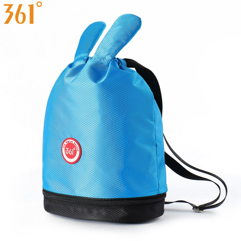361 Kids Backpack Sports Bags Children Boys Girls Swimming Backpack Waterproof Bag Combo Dry Wet Bags Camping Pool Beach Outdoor