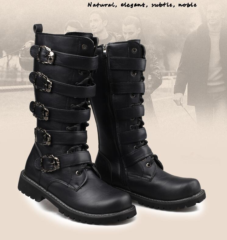 Compare Prices on Combat Boots Punk- Online Shopping/Buy Low Price ...