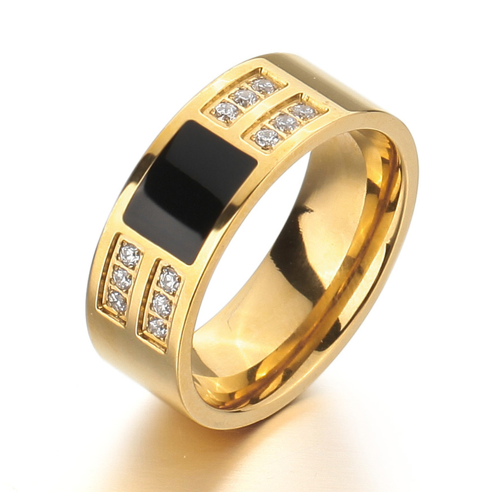 2017 New Jewelry Men S Ring Jewelry Wholesale Stainless