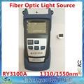 Ruiyan RY3100A Handheld Fibra Óptica Luz Laser Fonte 1310/1550nm