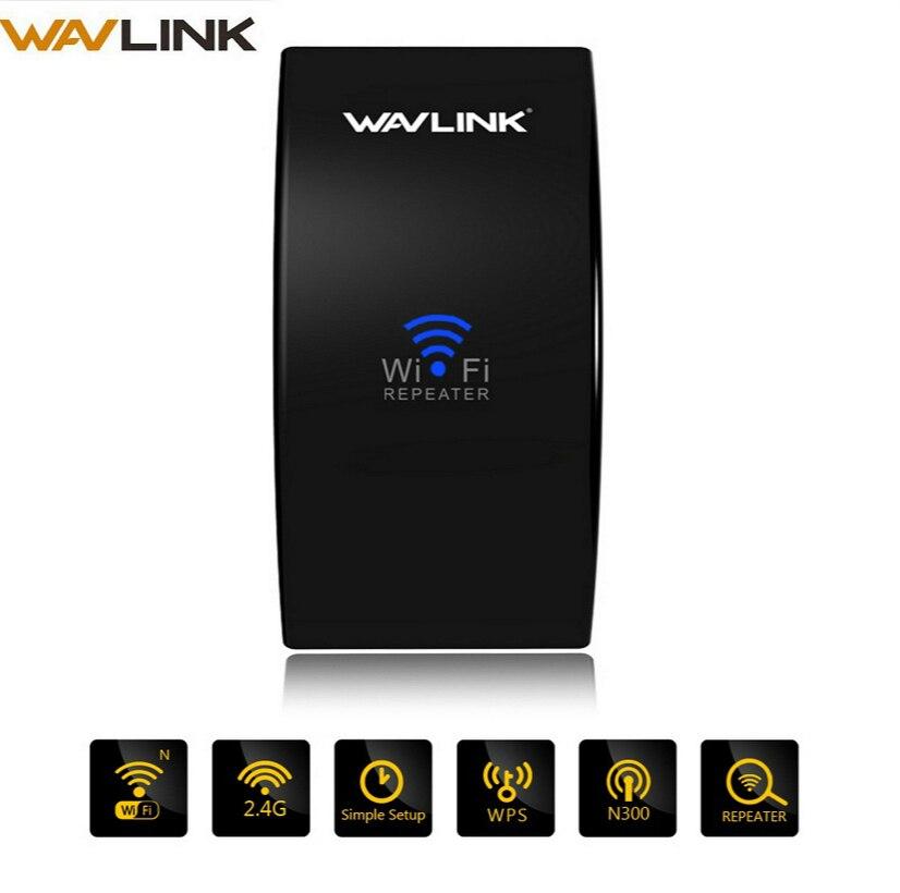 Wavlink inalámbrico Wifi extensor 300 Mbps WIFI repetidor de largo alcance la antena de la red 802.11n/b/g Wifi amplificador de señal amplificador de señal