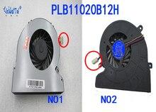 NEW Original fan for PLB11020B12H M002 M003  Haier Q9 POWER LOGIC DC 12V 0.70A Server Baer Cooling 4 Pins