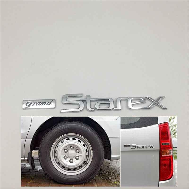 863104H000 para Hyundai i800 H1 Grand Starex logotipo trasero emblema maletero placa trasera 2007-2014