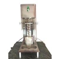 상업 과일 아이스크림 기계 스테인레스 스틸 소프트 아이스크림 제조 업체 220 v 달콤한 콘 기계 요구르트 아이스크림 기계 1 pc