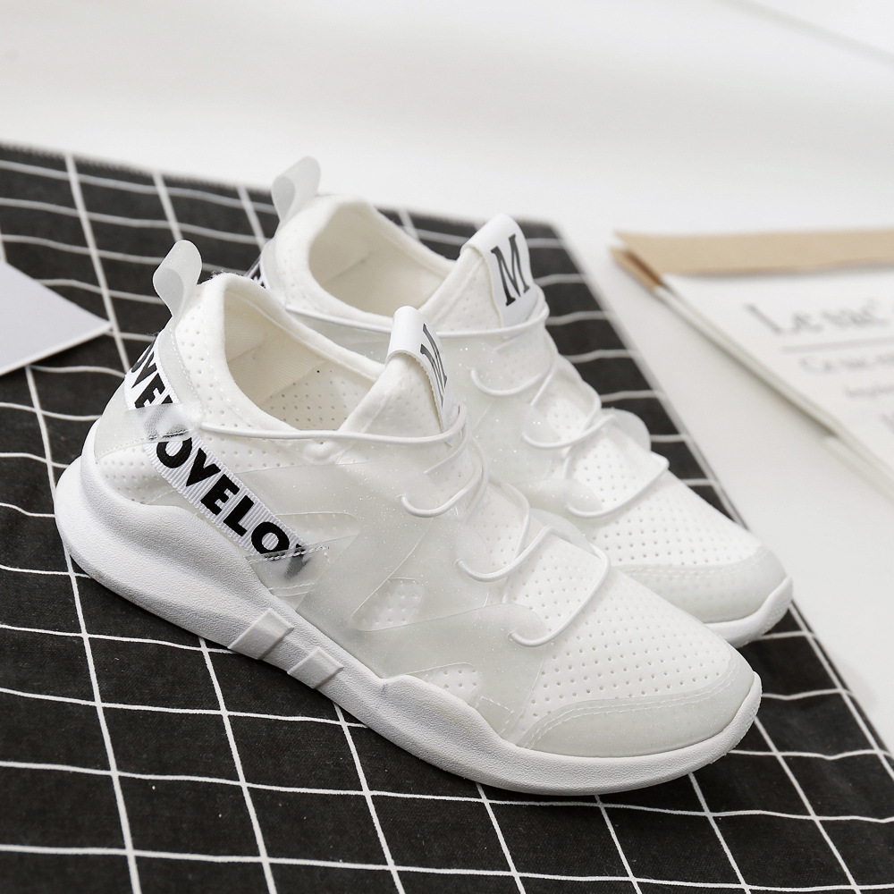 Women Casual Shoes Breathable Femal Fashion Air Mesh Summer Shoes Female Slip zapatillas mujer Sneakers