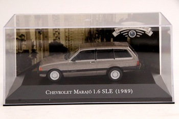 IXO Altaya 1:43 Scale Chevrolet Marajo 1.6 SLE 1989 Car Diecast Models Limited Edition Collection Toys Gift image