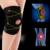 Tcare calentamiento Espontáneo Rodillera Ajustable Deportes de Atención Médica Ayuda de La Rodilla Protector Con Ronda EVA Junta De Silicona