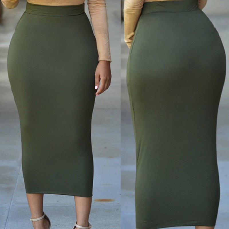 Black-Skirt-Women-Femme-Summer-Gonna-Anklet-Length-Saia-Fiesta-Tight-Pencil-Long-Maxi-Slim-Skirts (2)