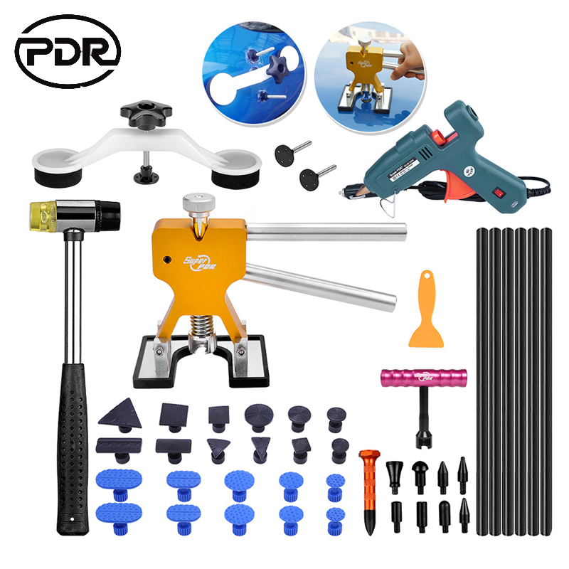 PDR Tools Dent Removal Paintless Dent Repair Tools Car Hail Damage Repair Car Body Repair Tool Auto Repair Tools High Quality  ft007 08 tail propeller remote control boat spare parts for feilun ft007