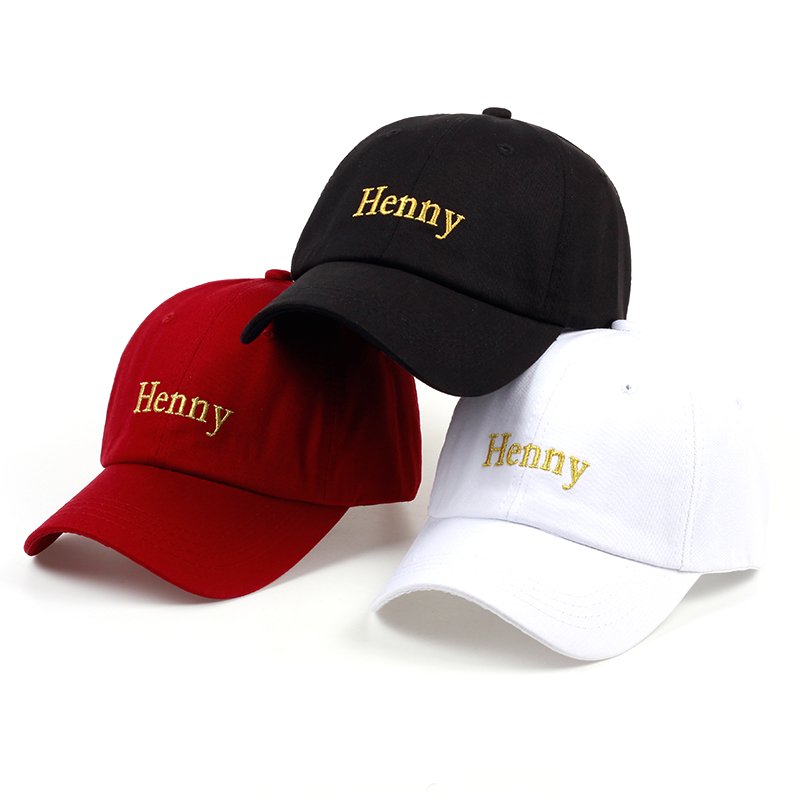 2b269b7a 2018 new rapper henny dad hat adjustable baseball cap hip hop snapback golf  cap women men trucker baseball caps bones-in Baseball Caps from Apparel ...