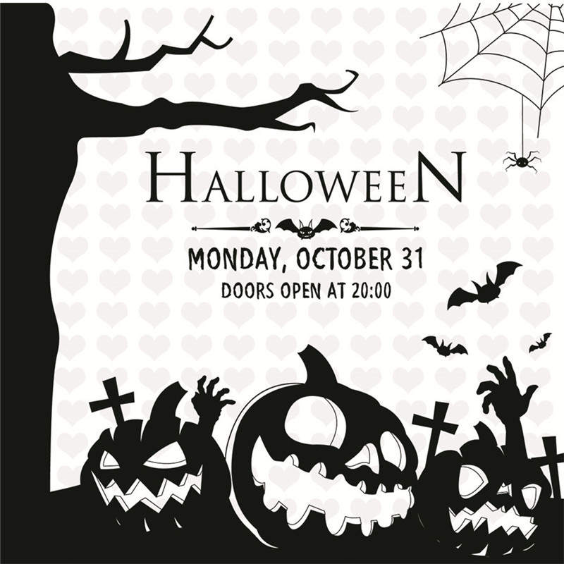 YaMinSanNiO Halloween Clear Stamps for Scrapbooking New 2019 Album Embossing Silicone Transparent DIY Crafts