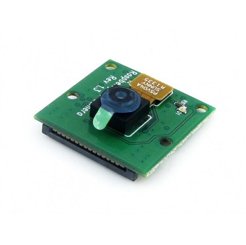 ФОТО Original Raspberry Pi Camera module # fixed-focus, 5 megapixel OV5647 sensor, development board kit # RPi Camera