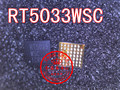 Free shipping 5pcs/lot RT5033WSC new original which type of chip is require please mark