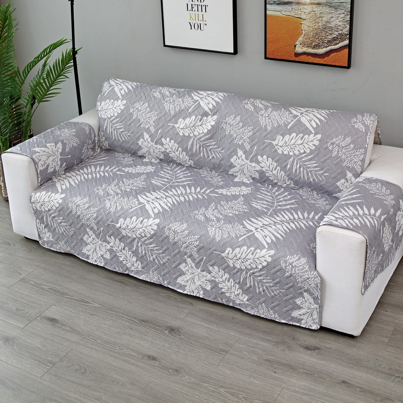 Elastic Band Sofa Couch Cover For