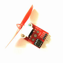 10 pcs L9110 Fan Module for Arduino Robot Design and Development Control(China)