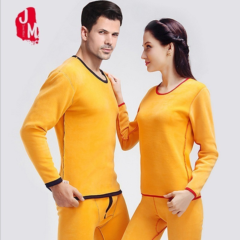 4f3a336f53 Detail Feedback Questions about Winter Men Warm Thermal Underwear Women Long  Johns Sexy Thermal Underwear Sets Thick Cashmere Velvet Mens Long Johns ...