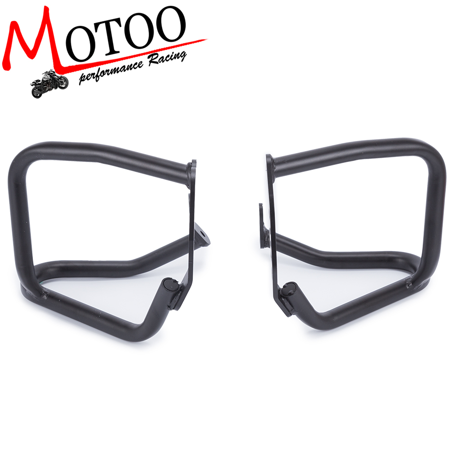 Motoo- Motorcycle Refit Tank Protection Guard Crash Bars Frame For BMW R1200 R NINET R Nine T R9T 2014 2015 2016 2017 2018 motorcycles moto tracker handle bar refit handlebar balance bar raise 40mm for bmw r nine t pure r9t 2017 2018 scrambler 2016