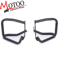 Motoo Motorcycle Refit Tank Protection Guard Crash Bars Frame For BMW R1200 R NINET R Nine T R9T 2014 2015 2016 2017 2018