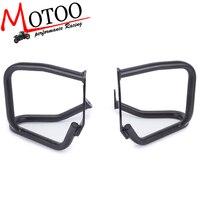 Motoo Motorcycle Refit Tank Protection Guard Crash Bars Frame For BMW R1200 R NINET R Nine T R9T 2014 2015 2016 2017 2018