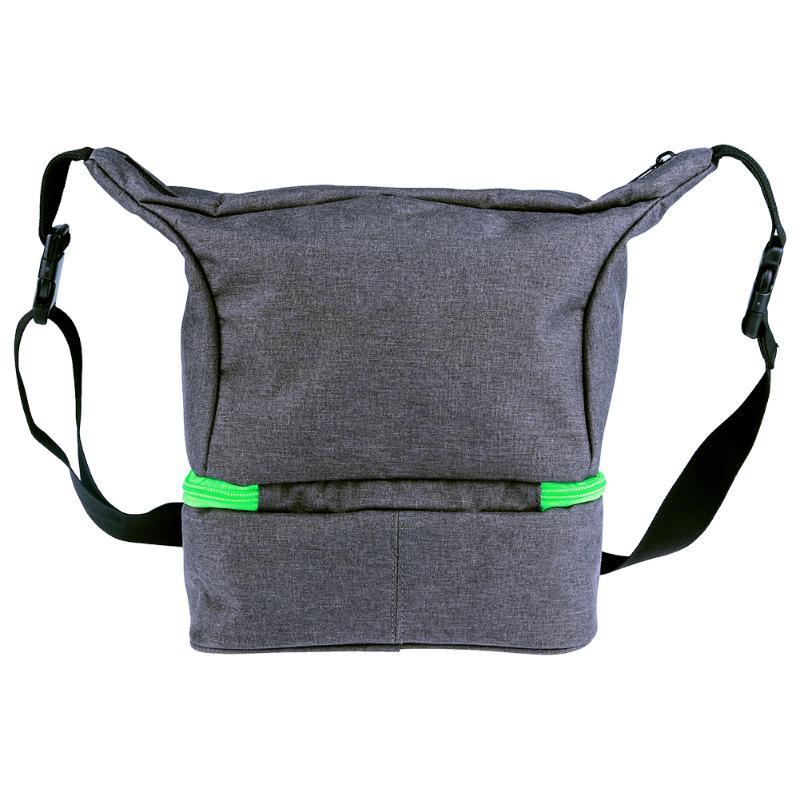 alloet Camera Bag Soft Frosted Material Waterproof Shockproof With Shoulder Strap Bag for Nikon Cannon Sony SLR DSLR Cameras