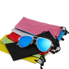 Sunglasses Reading Glasses Bag Carry Case Soft Box Travel Pack Protective Cover July 22 DropShipping(China)