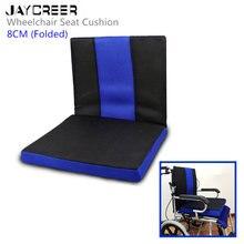 JayCreer 8 см Складная Подушка для сиденья инвалидной коляски