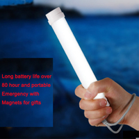 Smart 2W LED Camping Light With Magnet Super Bright 200lm Fishing Lighting And USB Rechargeable Lamp
