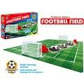 Suspensión Magnética eléctrica Gameing Juguetes de Escritorio De Fútbol Indoor Soccer Aire Ocio Gimnasio Juego de Deportes para Niños y Familia