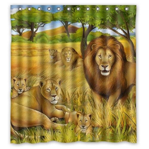 Online Get Cheap African Shower Curtain -Aliexpress.com | Alibaba ...
