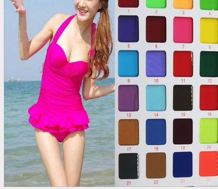 Super-stretch Nylon Lycra Fabric, Polyamide Fibers,Swimwear,underwear Clothes Fabric, Four Sides Stretch,sportswear Cloth