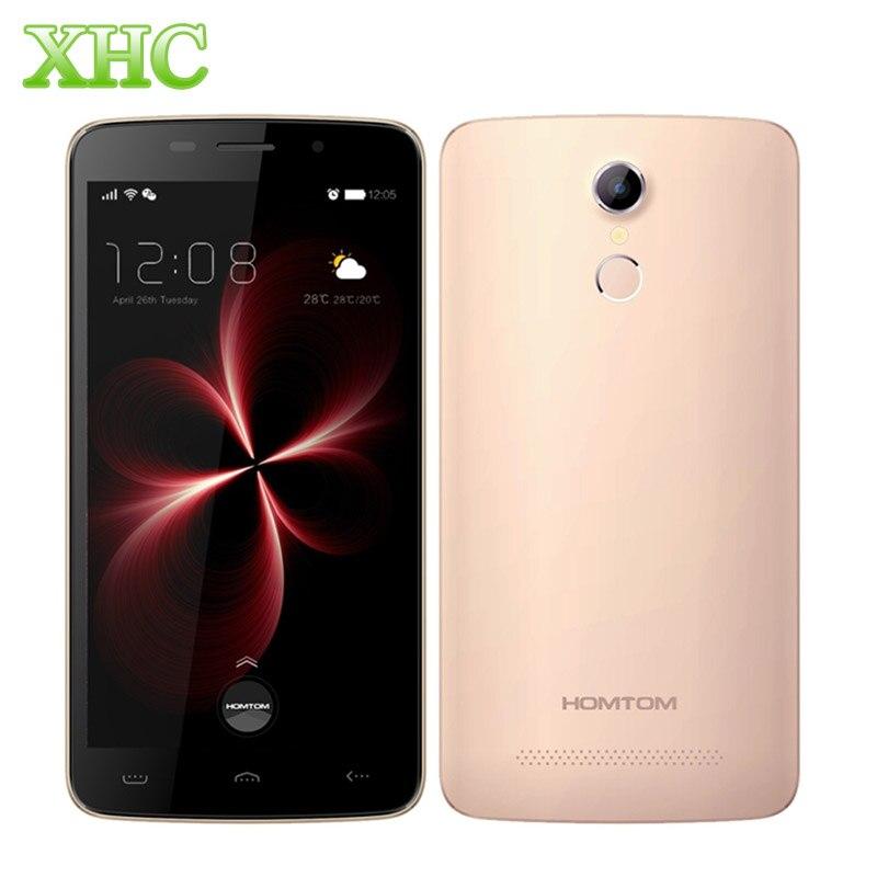 HOMTOM HT17 Pro 16GB 4G LTE Smartphone Fingerprint ID 5 5 inch Android 6 0 MTK6737