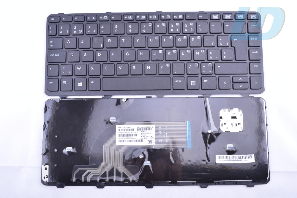 New <font><b>Keyboard</b></font> For <font><b>HP</b></font> Probook 440 G2 445 G2 <font><b>430</b></font> G2 767470-A41 Belarus image