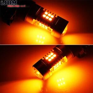 Image 5 - Error Free  PY24W 5200s LED Bulbs For BMW Front Turn Signal Lights, Fit E90/E92 3 Series, F10/F07 5 Series, E83 E70 X5 E71 , etc