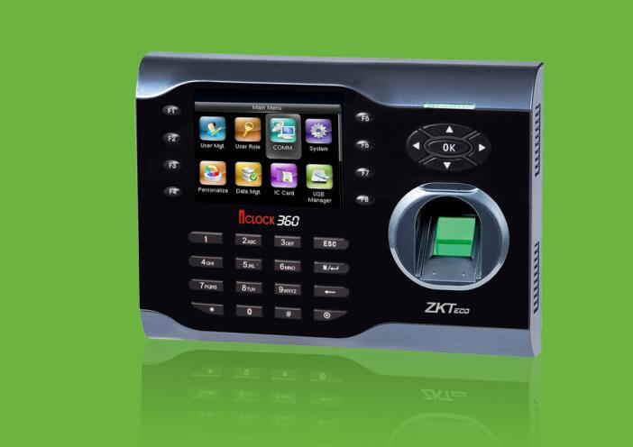 Lesen Em Karten Tcp/rs232/485/usb Host & Client Fingerprint Zeit Teilnahme Zk Iclock360