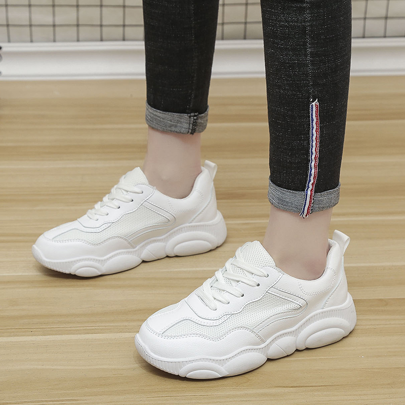 Women Vulcanized Shoes 2019 New Spring F