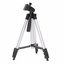 Buy 2 in 1 Mobile Phone Tripod+Holder 35-103cm Universal Portable Tripod 4 Sections For Telescopic Camera Tripod Stand For iPhone 8